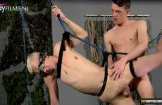 Twinks bonken in suspension kinky