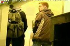 Homo betrapt door verborgen camera