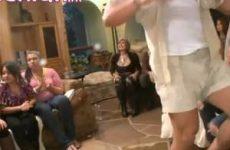 Dancing bear striptease sex