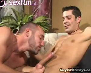 Homo boys voor de camera